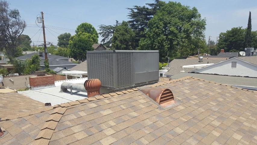Secured Roofing Images